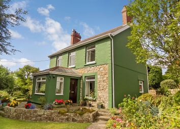 Thumbnail 4 bed detached house for sale in Maes Y Coed Heol Byeastwood, Coity, Bridgend.
