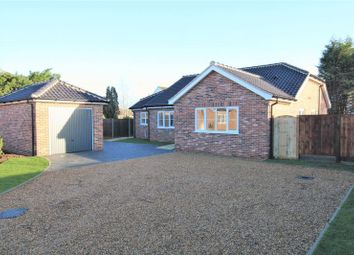 Thumbnail 3 bed detached bungalow for sale in Yaxham Road, Dereham