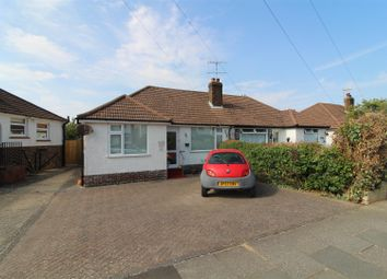 Thumbnail 2 bed semi-detached bungalow for sale in North Farm Road, Lancing