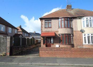 Thumbnail 3 bed semi-detached house for sale in Queens Avenue, Flint, Flintshire