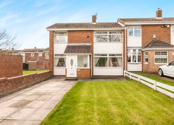 Thumbnail 3 bed end terrace house for sale in Throston Grange Lane, Hartlepool