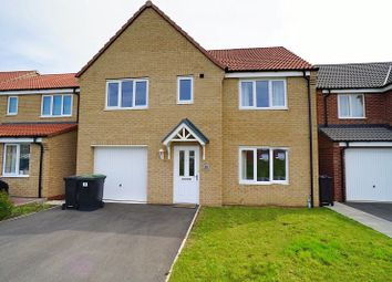 Thumbnail 5 bedroom property for sale in Crucible Close, North Hykeham, Lincoln