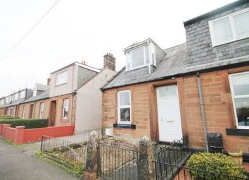 Thumbnail 1 bed end terrace house for sale in 25, Sydney Place, Lockerbie DG112Jb