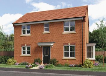 "Thumbnail 3 bed detached house for sale in ""Darwin Da"" at Leeds Road, Thorpe Willoughby, Selby"