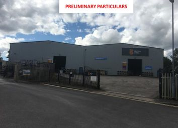 Thumbnail Industrial to let in Unit 3, Unit 3, Peacock Road, Chesterton, Newcastle-Under-Lyme