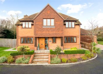 Benham Lane, Ashford Hill, Thatcham, Hampshire RG19. 4 bed detached house for sale