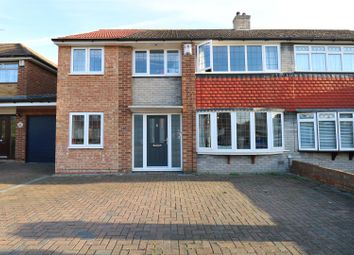 4 bed semi-detached house for sale in Britannia Drive, Gravesend DA12