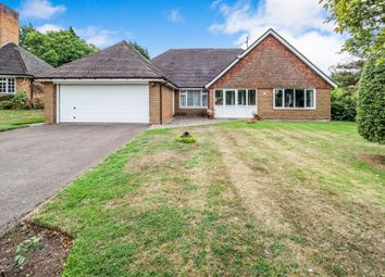 Thumbnail 3 bed detached bungalow for sale in Highfield Close, Kenilworth
