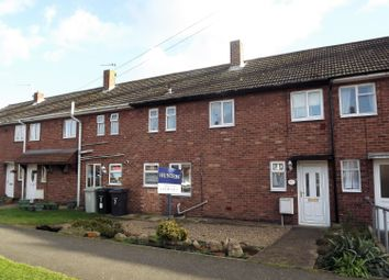 Thumbnail 3 bed terraced house to rent in Ingham Road, Coningsby, Lincoln