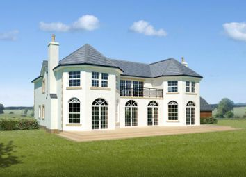 Thumbnail 5 bed detached house for sale in Fishwick Mains, Berwick-Upon-Tweed, Berwickshire