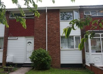 Thumbnail 3 bed terraced house for sale in Elizabeth Drive, Tamworth
