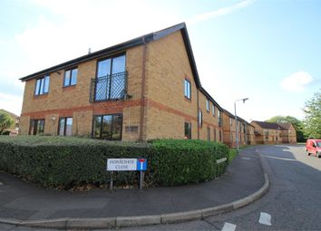 Thumbnail 2 bed flat for sale in Wheatfield Court, Farthingale Road, Waltham Abbey, Essex