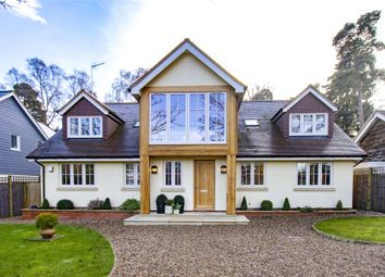 Dukes Ride, Crowthorne, Berkshire RG45. 5 bed detached house for sale