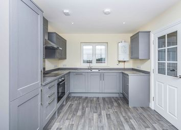 Thumbnail 3 bedroom semi-detached house for sale in Treskerby Woods, Redruth, Cornwall