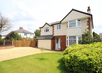 Thumbnail 4 bedroom detached house for sale in Liverpool Road, Penwortham, Preston