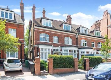 Thumbnail 4 bed flat for sale in Broadhurst Gardens, South Hampstead, London