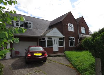 Thumbnail 5 bedroom semi-detached house for sale in Vicarage Road, Oldbury