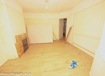 Thumbnail 3 bed flat to rent in Markmanor Avenue, London