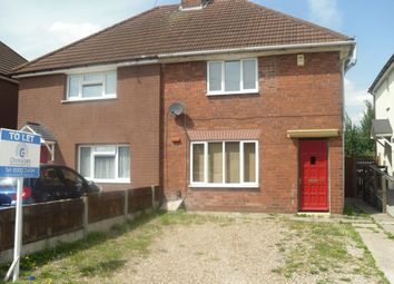 Thumbnail 3 bed semi-detached house to rent in Lowe Avenue, Darlaston