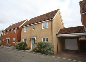 Thumbnail 3 bed detached house for sale in Fels Way, Mayland, Chelmsford