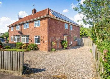 Thumbnail 4 bed semi-detached house for sale in Wroxham, Norwich, Norfolk