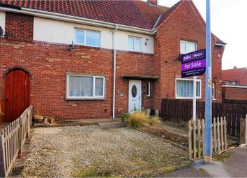 Thumbnail 3 bed terraced house for sale in Hodgson Avenue, Beverley