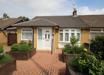 Thumbnail 2 bed semi-detached bungalow for sale in 40 Woodlands Close, Carlisle, Cumbria