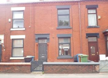 Thumbnail 2 bed terraced house for sale in Newmarket Road, Ashton Under Lyne, Tameside, Greater Manchester