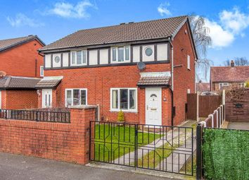 Thumbnail 2 bedroom semi-detached house for sale in Ribbleton Hall Drive, Ribbleton, Preston