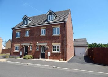 Thumbnail 4 bedroom semi-detached house to rent in Parc Panteg, Griffithstown, Pontypool