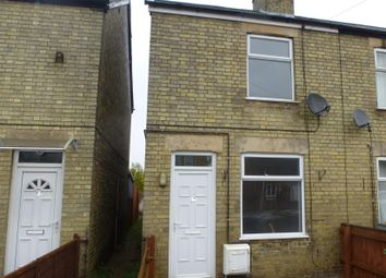 Thumbnail 3 bed property to rent in Upwell Road, March