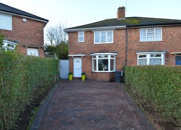 Thumbnail 3 bedroom semi-detached house for sale in Avebury Grove, Stirchley, Birmingham