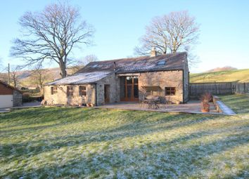 Thumbnail 4 bed barn conversion for sale in Overhouses Lower Barn, Barley, Lancashire