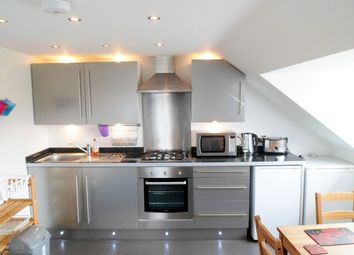Thumbnail 2 bed flat to rent in The Crescent, Bournemouth