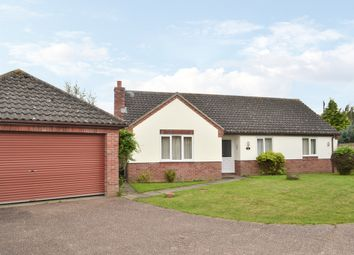 Thumbnail 2 bed detached bungalow for sale in Samuel Vince Road, Fressingfield, Eye