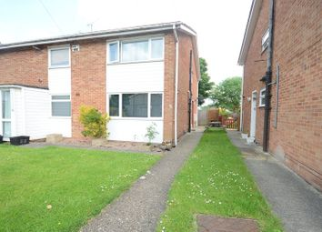 Thumbnail 2 bed flat to rent in Rivermead Road, Woodley, Reading