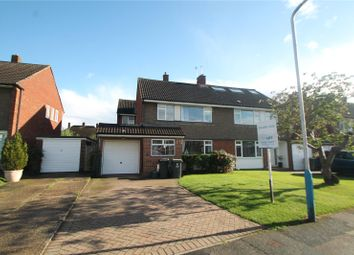 Thumbnail 4 bed semi-detached house to rent in Handel Walk, Tonbridge
