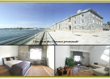 Thumbnail 2 bed flat to rent in 10 Royal William Yard, Plymouth