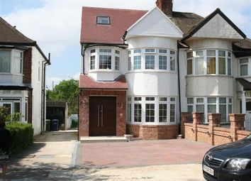 Thumbnail 5 bedroom semi-detached house for sale in Hall Lane, London