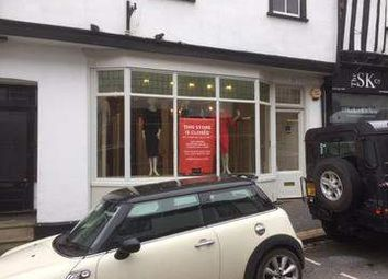 Thumbnail Retail premises to let in George Street, St. Albans