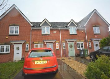 Thumbnail 2 bed terraced house for sale in Willowbrook Gardens, St. Mellons, Cardiff.