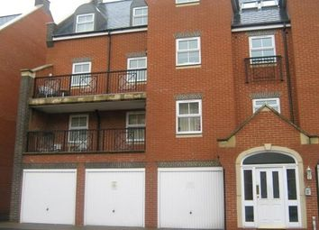 Thumbnail 2 bedroom flat to rent in Lynmouth Road, Swindon