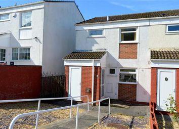 Thumbnail 2 bedroom end terrace house for sale in Clas Y Bedw, Waunarlwydd, Swansea