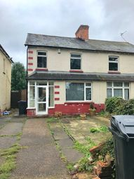 Thumbnail 3 bed semi-detached house to rent in Kingsbury Road, Erdington