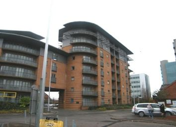 Thumbnail 2 bed flat to rent in Triumph House, City Centre