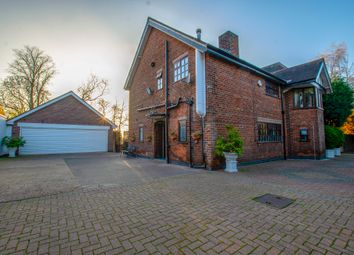 Thumbnail 4 bed detached house for sale in Lucknow Drive, Mapperley Park