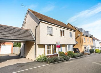 Thumbnail 4 bedroom detached house for sale in Bawden Way, Great Baddow, Chelmsford