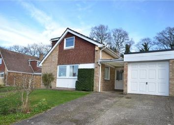 Thumbnail 5 bed detached house for sale in The Lakeside, Blackwater, Camberley