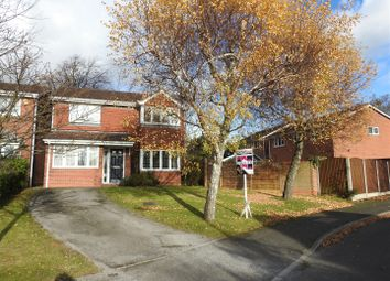 Thumbnail 5 bedroom detached house for sale in Stainsborough Road, Hucknall, Nottingham