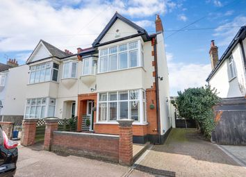 Thumbnail 4 bed semi-detached house for sale in Lord Roberts Avenue, Leigh-On-Sea